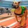3D Dog Racing Simulator