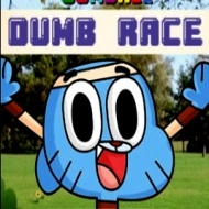 Gumball's Dumb Race