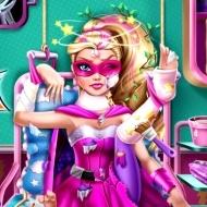 Superhero Doll Hospital Recovery