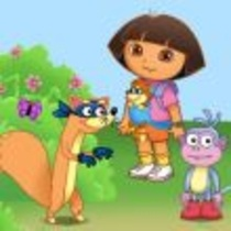 Baby Dora: Swiper's Forest Adventure