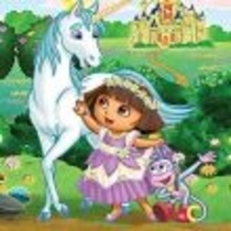 Dora And Unicorn King