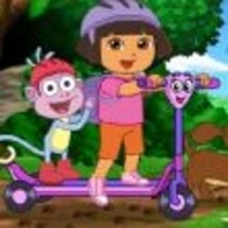 Dora Find Those Puppies