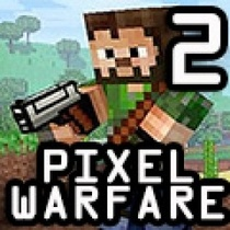 Minecraft: Pixel Warfare 2