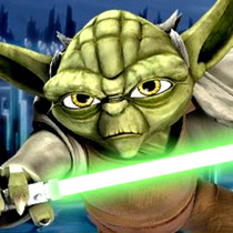 Star Wars Arcade - Yoda's Jedi Training
