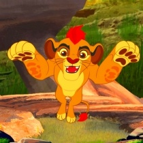 The Lion Guard: Protector of the Pridelands