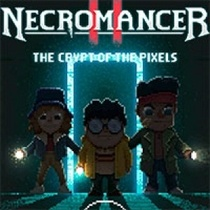 Necromancer II: The Crypt of the Pixels